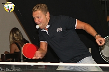 Ping pong exhibice