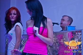 Karaoke a diskotéka s vybavením