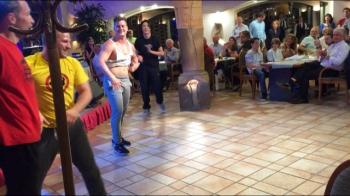 Break Dance exhibice