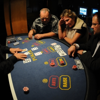 Caribic poker
