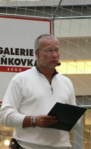 Moderace Pavel Halamka