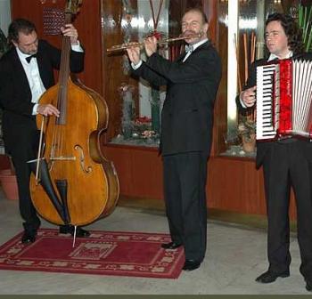 Staropražský orchestr