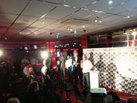 Bonver Dakar projekt-tisková konference zajišťovalo mobolní casino kasina Halamka