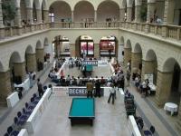 Kulečníková exhibice v Olomouci - mobilní casino kasino Halamka
