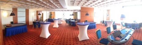 Velkolepé Párty mobilní Casino kasino Praha pro 350 hostů!