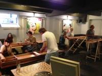 Turnaj v Holandském billiardu pro firemní zákazníky, Mobilní casino Halamka