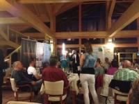 Mobilní casino spolupořádalo golfový turnaj v Ostravici, vystoupení Petra Martiňáka