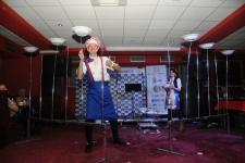 Cirkusové vystoupení pro dospělé v Mobilní casino kasino na Firemní párty