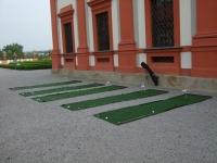 Mobilní casino v Trojském zámečku, program s golfovou tématikou