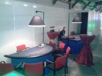 Mobilní casino a jeho program na plese v Letňanech, víkend s programy firemními večírky