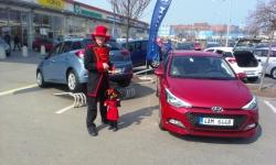 Akce pro automobilku, Karel Marcolli v akci každý den