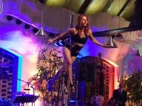 Show Pole Dance na zámku Štiřín