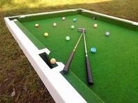 Billiard golf - novinka na váš večírek