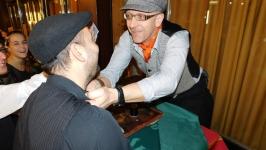 Staropražské kasino v Litvínově, program Mobilního casina s Karlem Marcollim