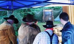 Mistrovství světa ve westernové střelbě na jihu Čech a naše mobilní casino